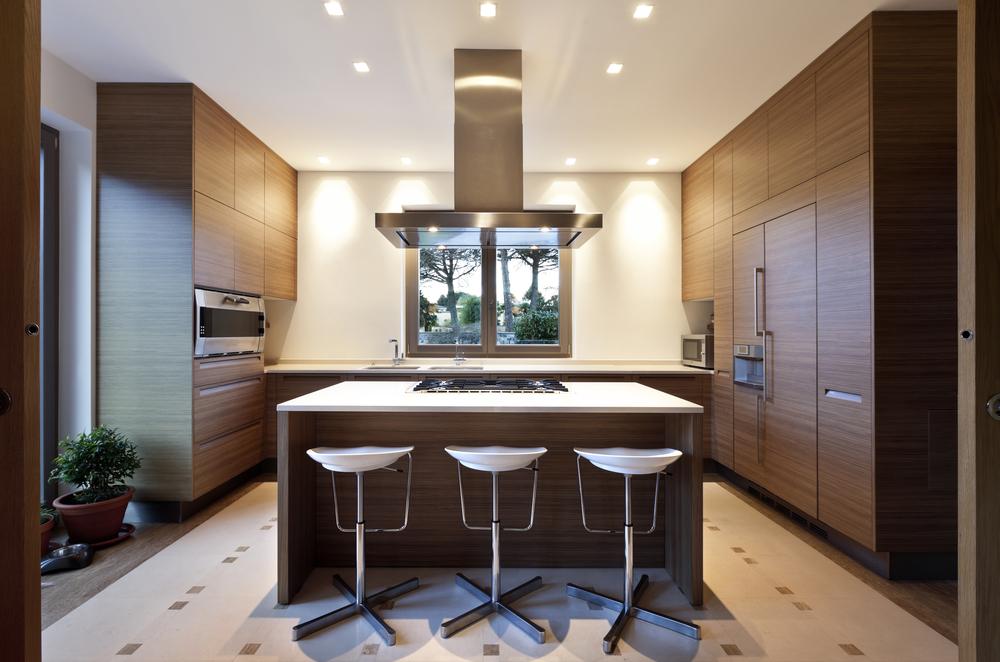 Meble kuchenne na wymiar szafki, szuflady, blaty Moebell -> Kuchnie Drewniane Nowoczesne
