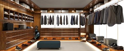 Garderoby na wymiar